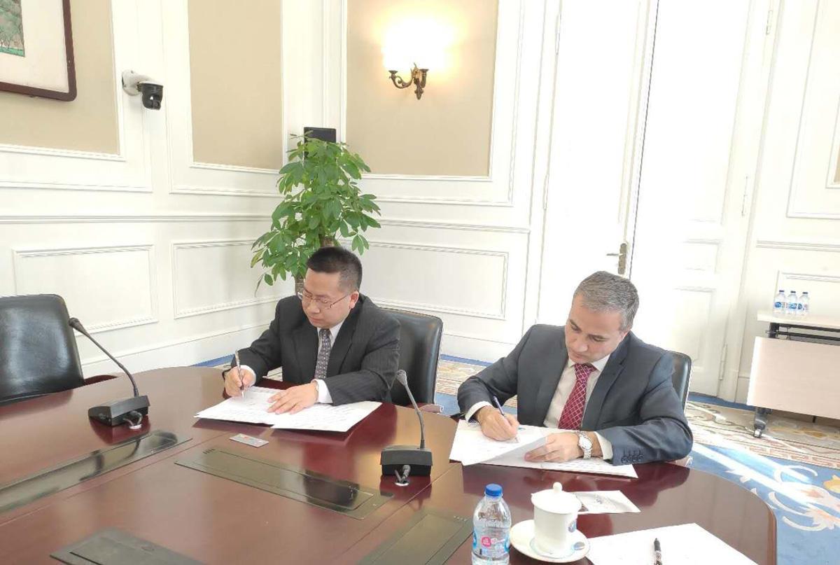 В Пекине обсудили нагорно-карабахский конфликт