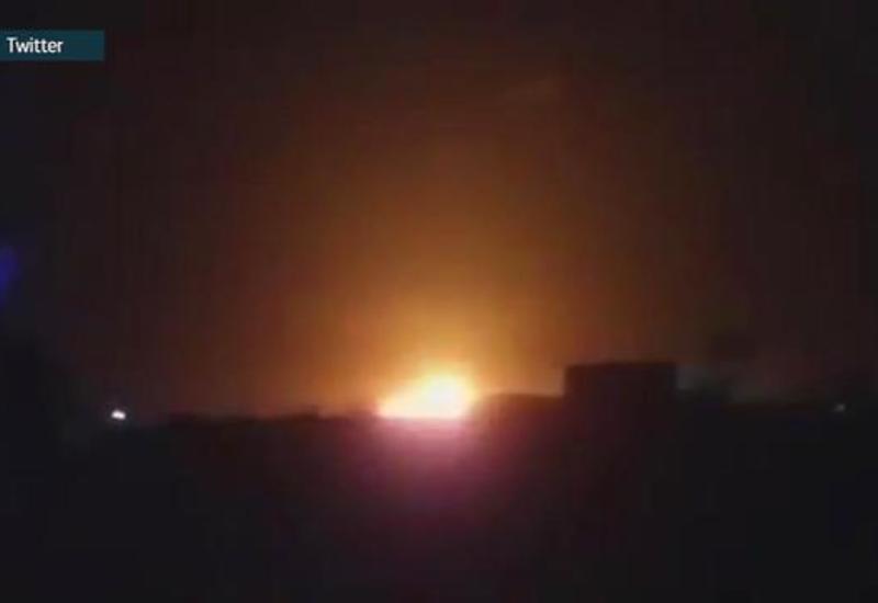 Опубликованы новые кадры падения украинского лайнера в Иране
