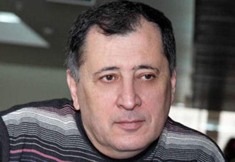 "Баба Везироглу награжден орденом ""Шохрат"""