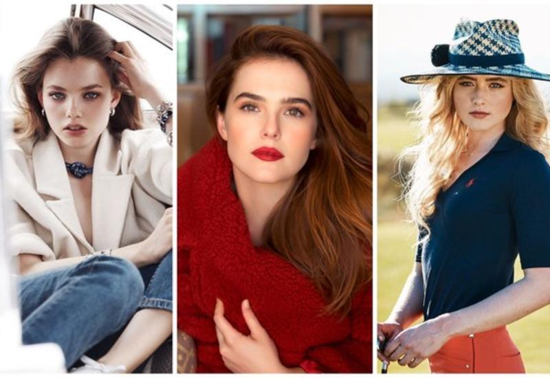 7 самых красивых молодых актрис