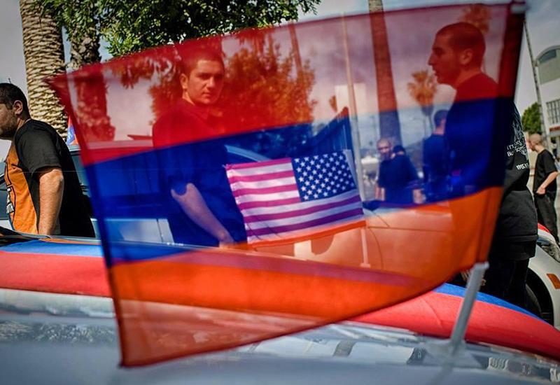 Армяне пытаются устроить в США второй Карабах