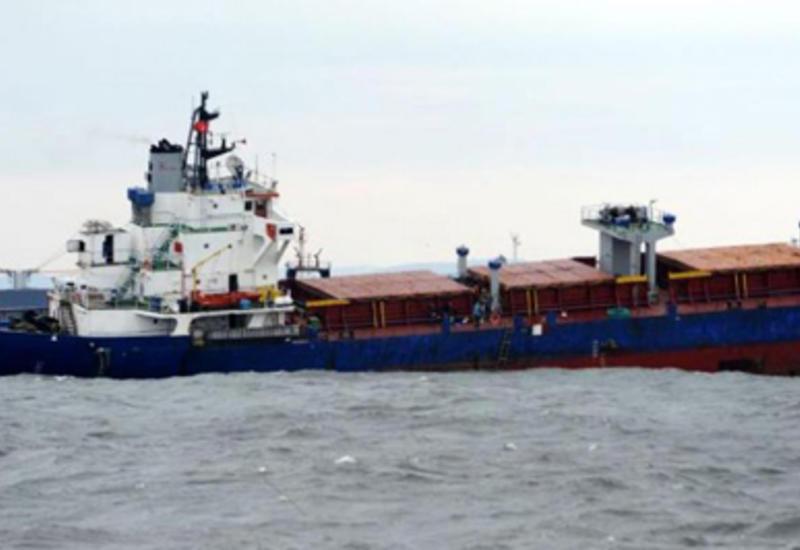 В Турции произошло второе столкновение морских судов