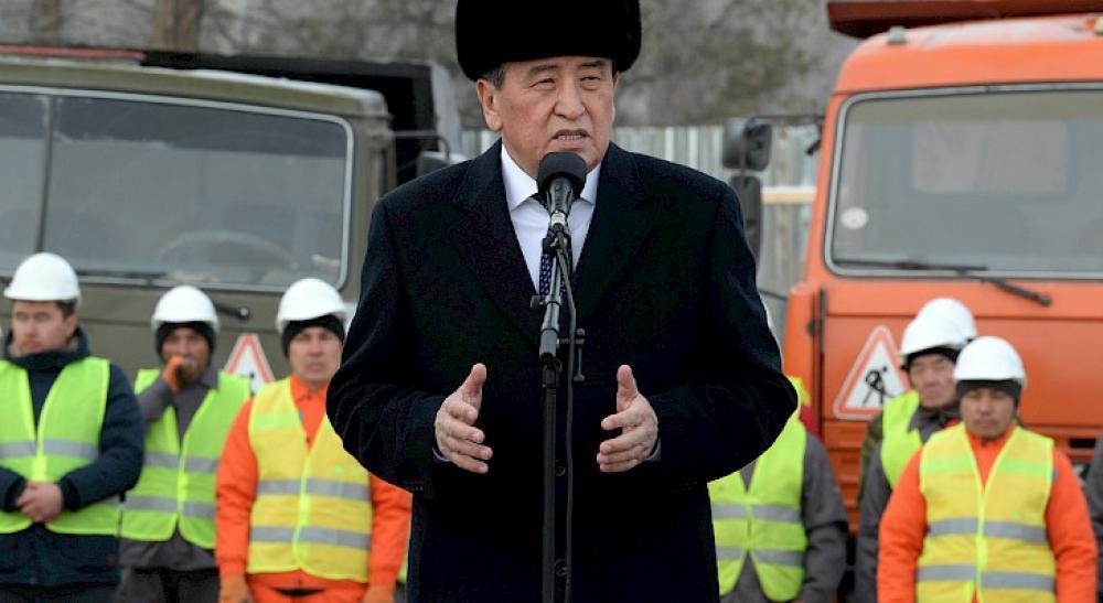 В Бишкеке состоялась закладка Парка дружбы Кыргызстана и Азербайджана
