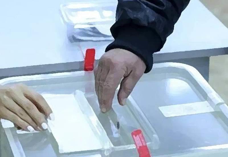 В нескольких избирательных участках отменили результаты голосования