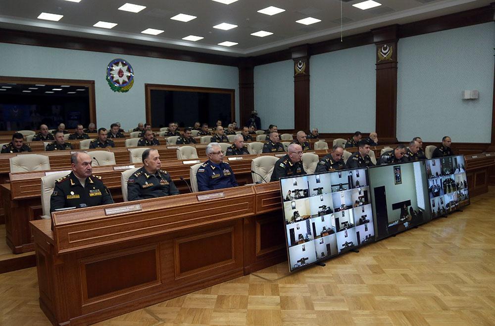 Закир Гасанов: Вооружение азербайджанской армии полностью позволяет обеспечить победу над противником