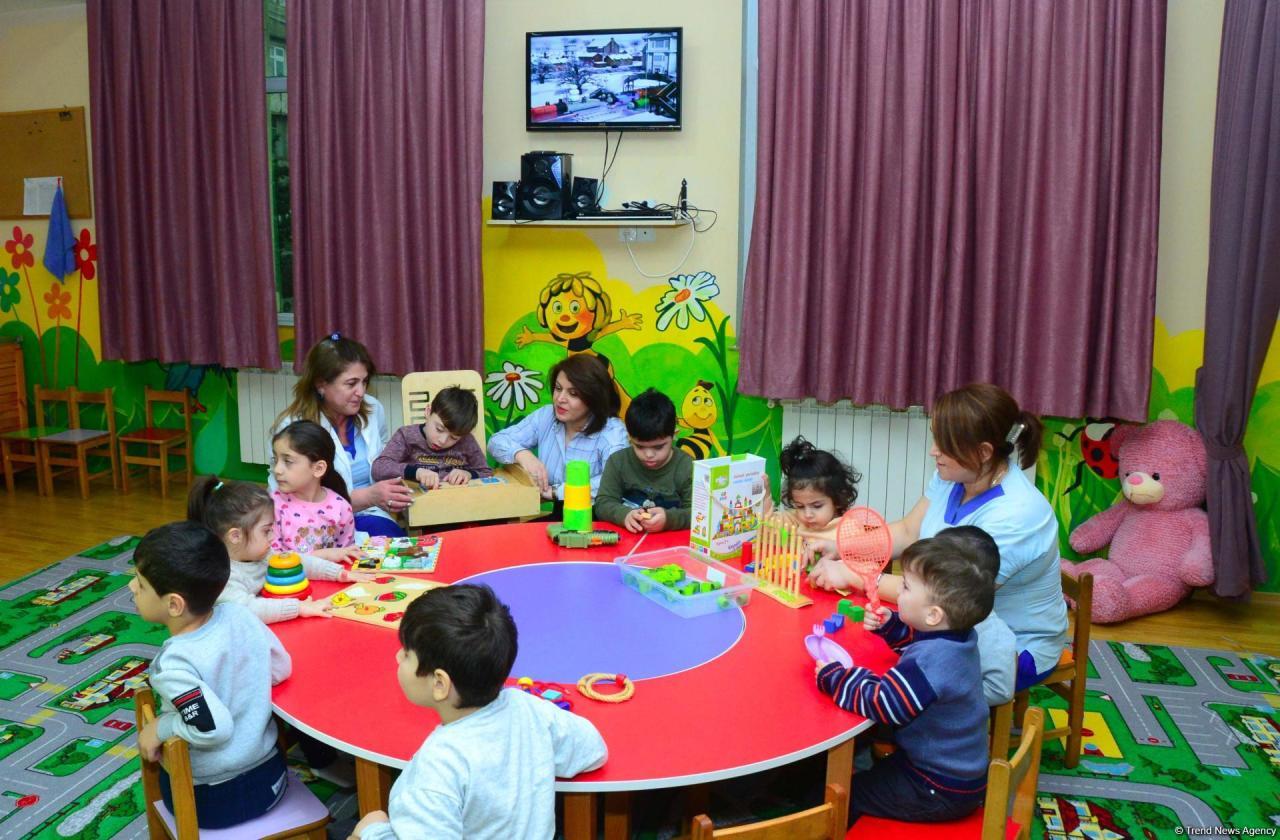 """""""Большое, человеческое спасибо Первому вице-президенту Мехрибан Алиевой за прекрасные условия для наших детей!"""""""