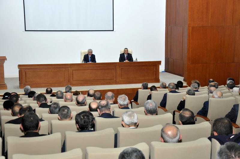Али Ахмедов: ПЕА серьезно подготовилась к парламентским выборам