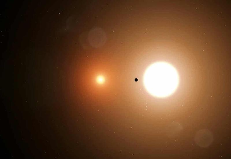 Школьник открыл новую планету на третий день своей стажировки в NASA