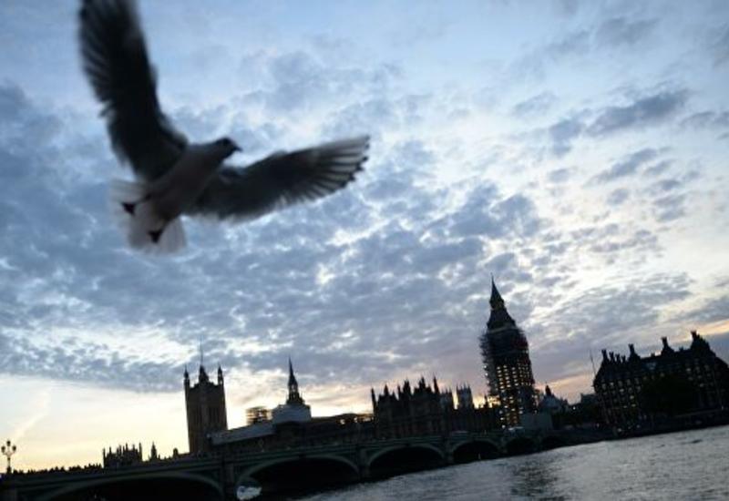 На Британию обрушится шторм с сильными дождями и ветром