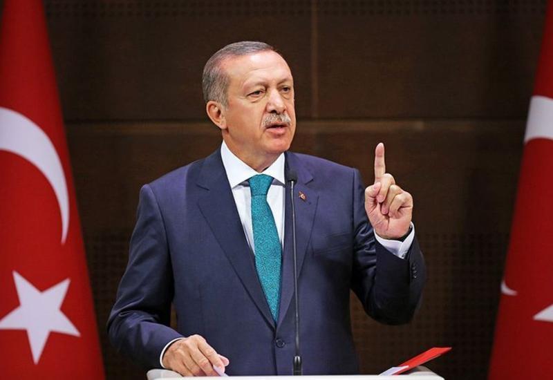 Эрдоган посетит Германию с рабочим визитом