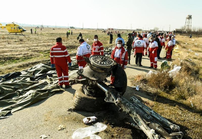 Пять стран обсудят ход расследования авиакатастрофы под Тегераном