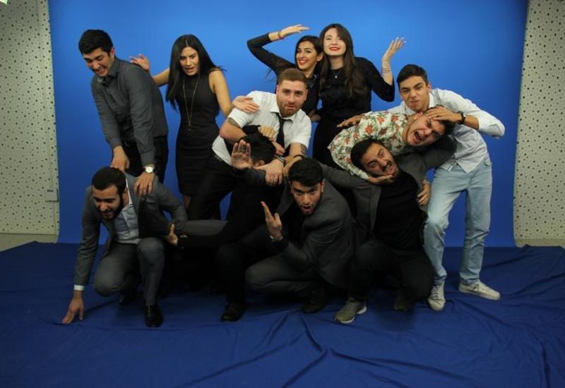 Азербайджанская команда выступит на фестивале КиВиН в Сочи