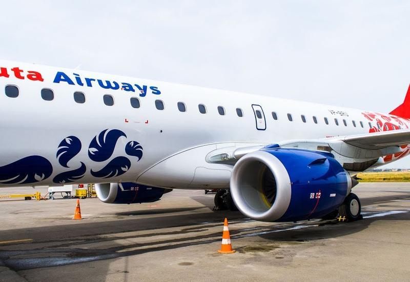 Buta Airways заменила вернувшийся в аэропорт самолет
