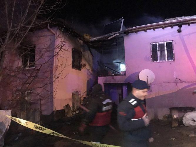 Пожар в жилом доме в Турции, есть погибшие