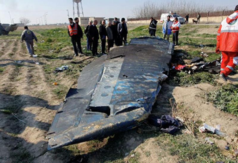 Рада ожидает от Ирана официальных извинений за сбитый Boeing