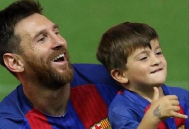 Тиаго Месси забил шикарный гол в стиле отца