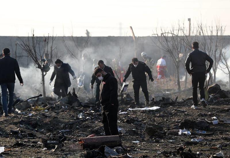 Власти Ирана провели аресты по делу о сбитом самолете