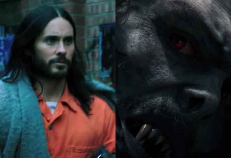Джаред Лето превращается в вампира в трейлере нового фильма Marvel