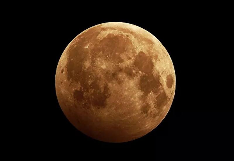 """""""Волчья Луна"""": первое затмение 2020 года"""