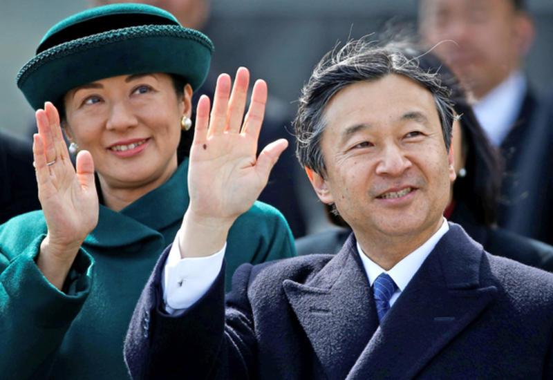 Император Японии совершит свой первый зарубежный госвизит