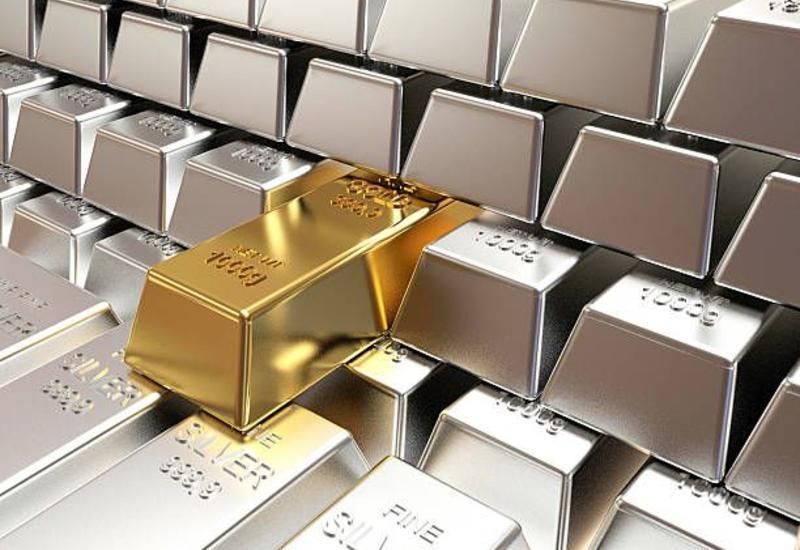 Золото в Азербайджане подешевело