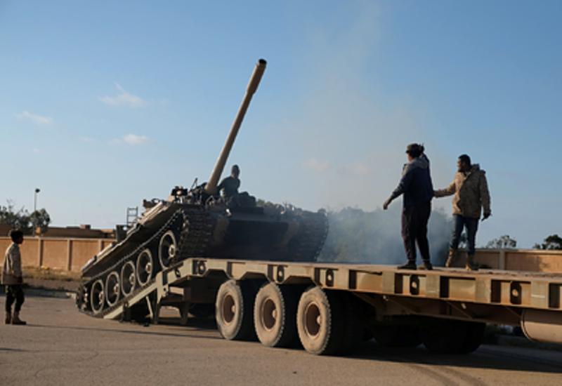 Армия Хафтара в Ливии начала подготовку к наступлению после срыва переговоров в Москве