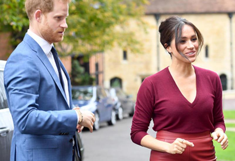 Новые соседи принца Гарри и Меган Маркл согласились молчать об их личной жизни