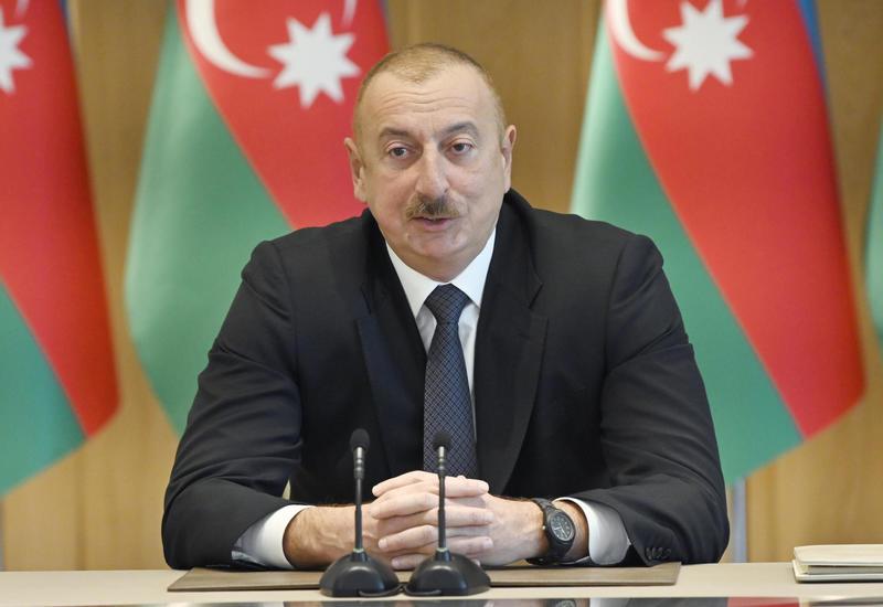 Президент Ильхам Алиев: Банковский сектор должен поддерживать реальный сектор экономики