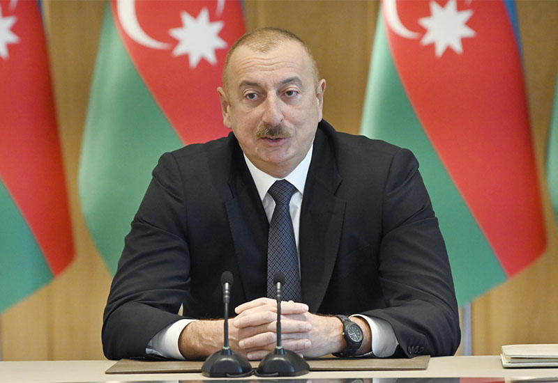 Президент Ильхам Алиев: Наша страна прошла путь развития, равный столетию, и сегодня Азербайджан входит в число сильных стран в мировом масштабе