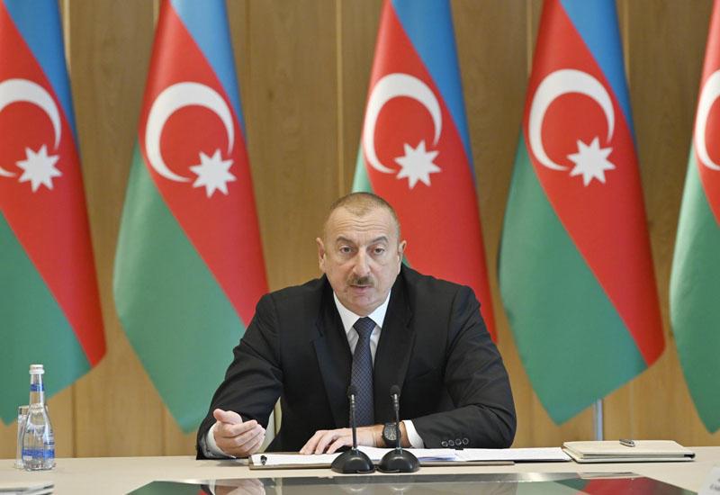 Президент Ильхам Алиев: Реформы позволят, чтобы наше развитие в дальнейшем было еще более успешным