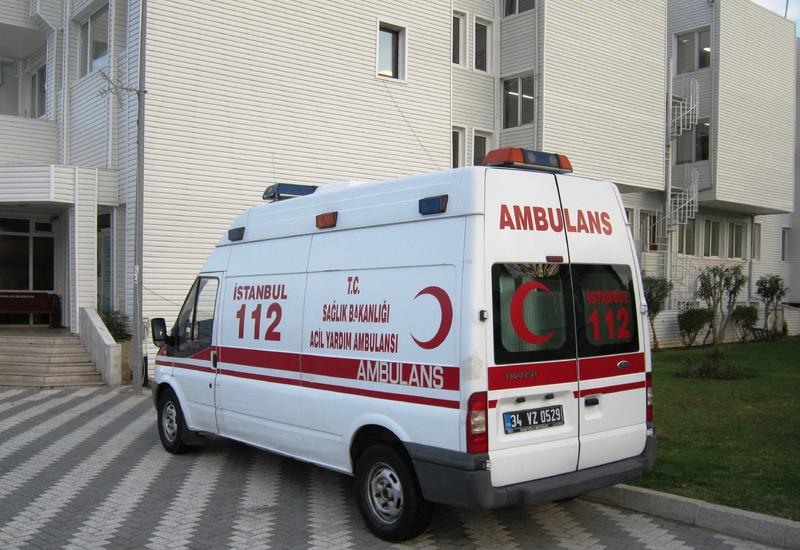 Сильный взрыв в Турции, есть пострадавшие