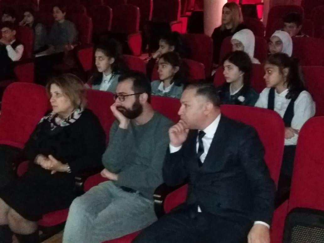 В Баку проходит Неделя патриотического кино
