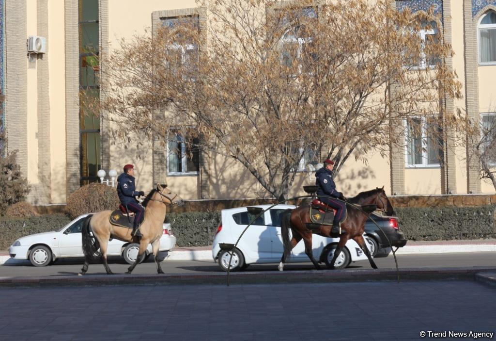 Один день в Бухаре - цифровые заметки азербайджанского путешественника