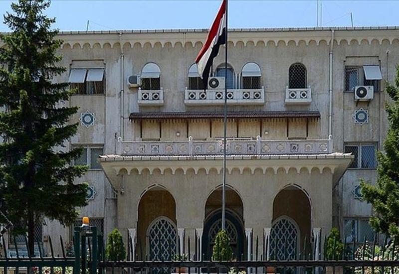 Временный поверенный в делах Египта вызван в МИД Турции