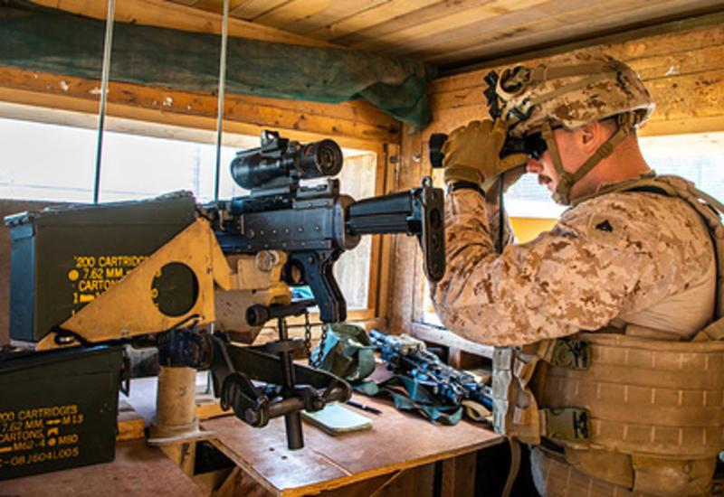 CША собрались урезать военную помощь Ираку