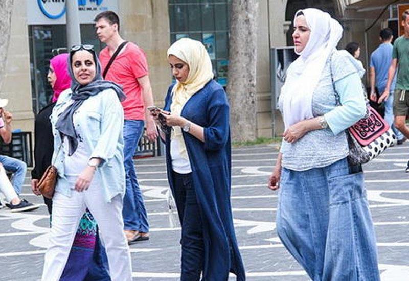 Иностранные туристы стали чаще посещать Азербайджан