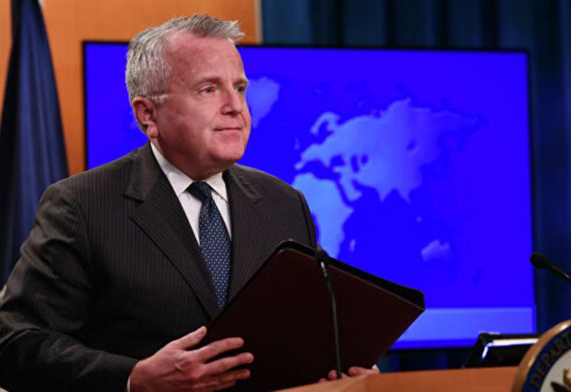 Новый посол США Джон Салливан прибыл в Москву