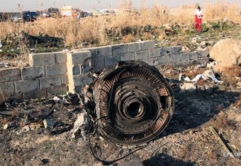 Пять стран потребовали от Ирана компенсаций за сбитый украинский самолет