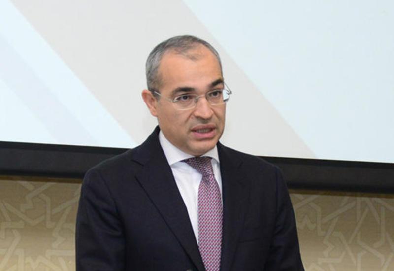 Микаил Джаббаров назвал стратегические задачи, стоящие перед минэкономики