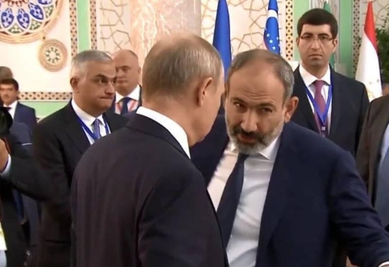 В России всюду назначают армян, а из Армении выживают все русское