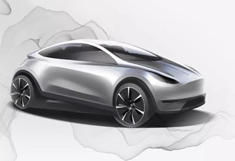 Tesla показала новую модель автомобиля