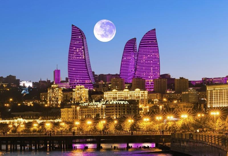 Современный Баку поразит своей красотой и великолепием любого туриста
