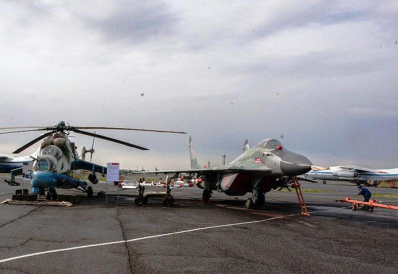 Армянские летчики оставили армию без авиатоплива