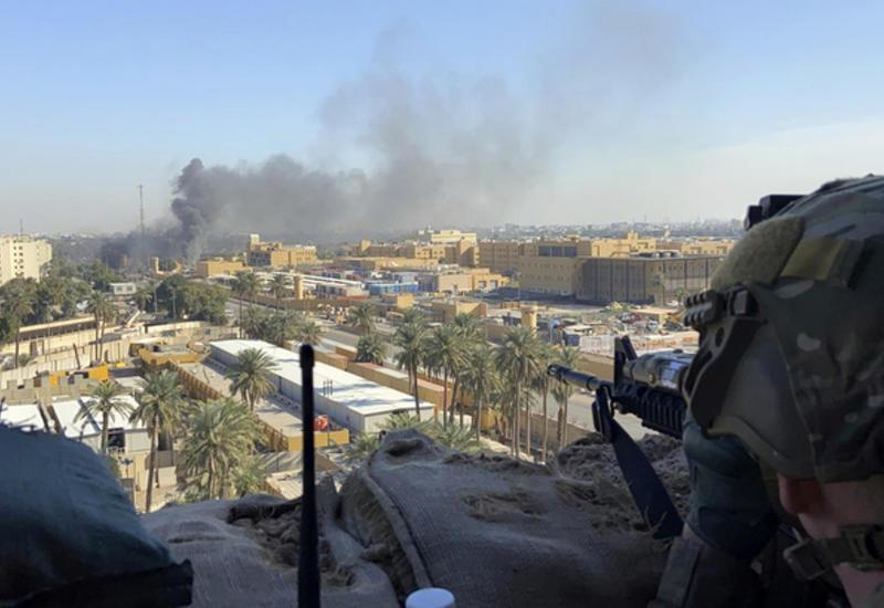 В результате ракетного удара Ирана пострадали 11 военных США