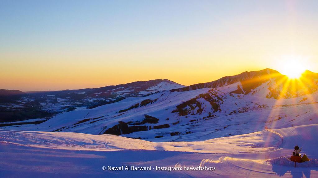 Невероятная красота зимы в Азербайджане