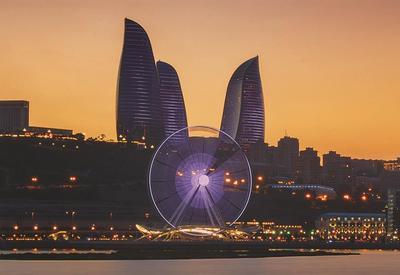 Азербайджан -  место прекрасного сочетания прошлого и будущего  - репортаж британского журналиста - ФОТО