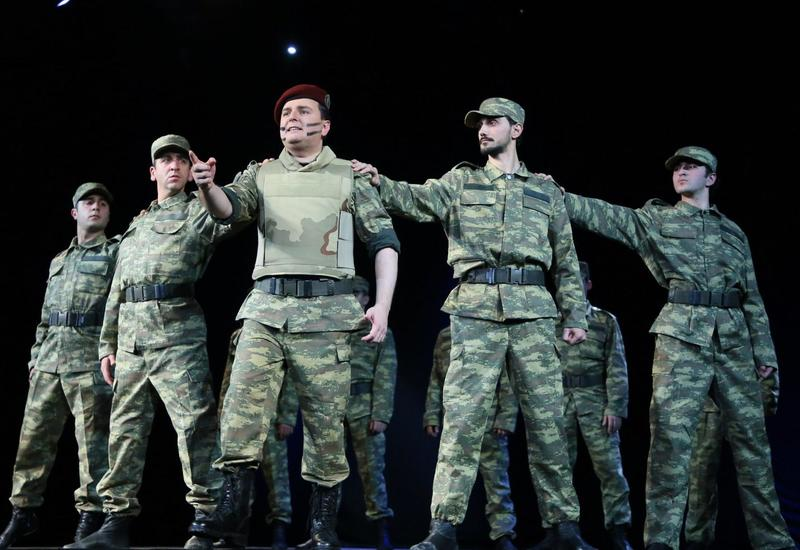 В Культурном центре СГБ прошла премьера оперы, посвященной Национальному герою Мубаризу Ибрагимову