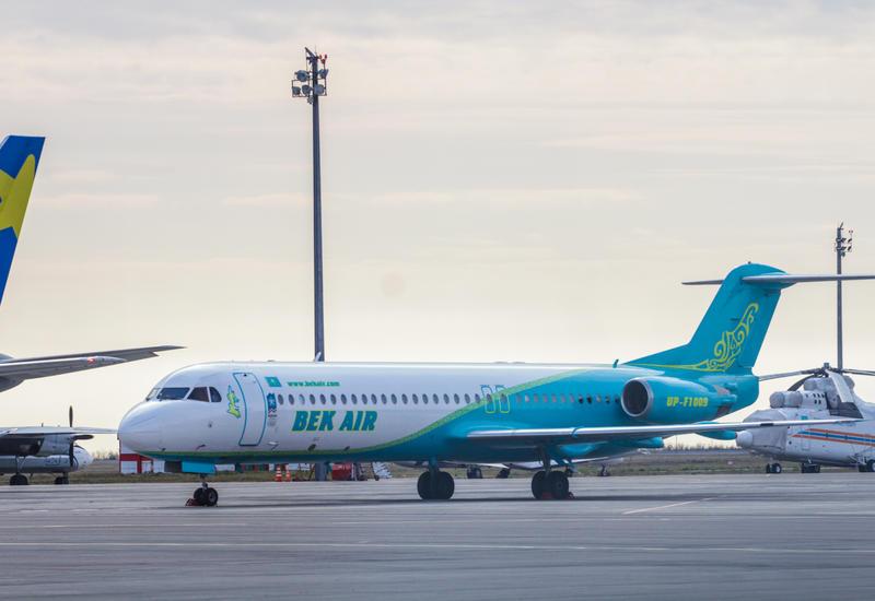 Международная ассоциация воздушного транспорта отозвала код авиакомпании Bek Air