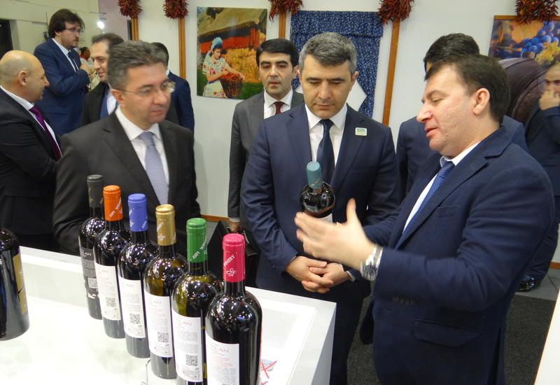 Азербайджан представлен на выставке в Берлине