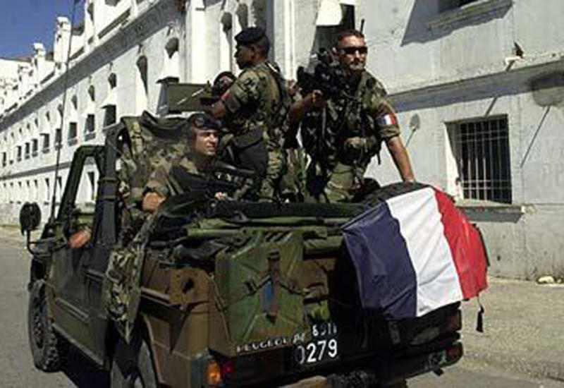 Французские военные выступили против пенсионной реформы правительства